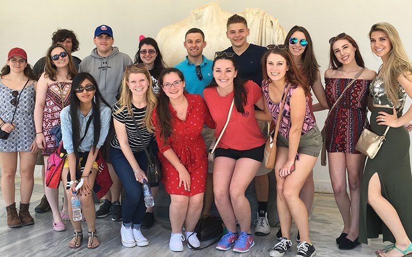 SJC Honors Program Greece