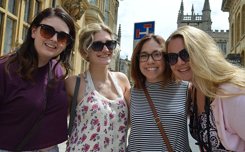Taking Advantage of The Oxford Experience
