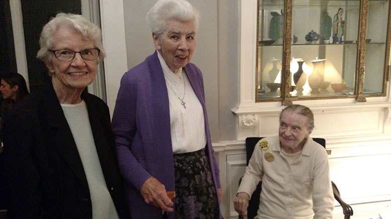 Celebrating Poet Marie Ponsot
