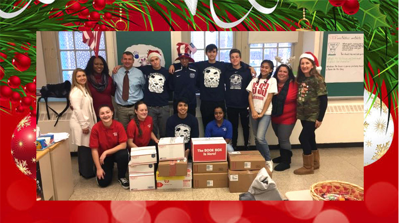 SJC Brooklyn's Season of Giving
