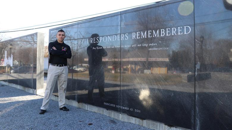 9/11 Responders Remembered Park