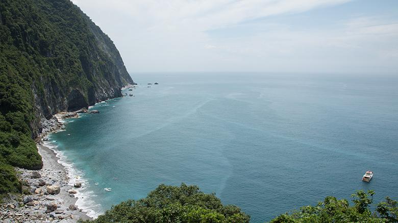 Qingshui Cliff, Taiwan.