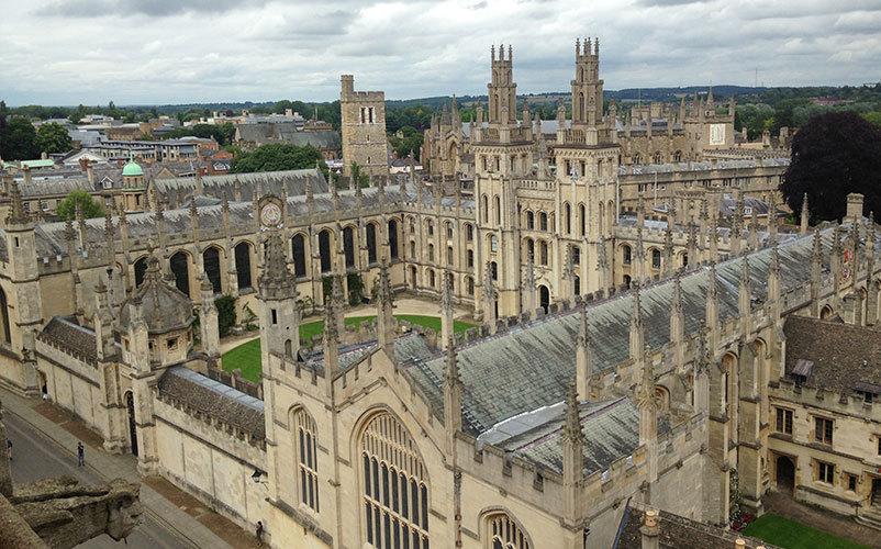 University of Oxford.