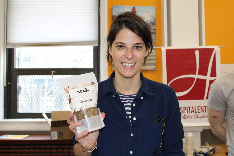 Robyn Shapiro, owner of Seek.