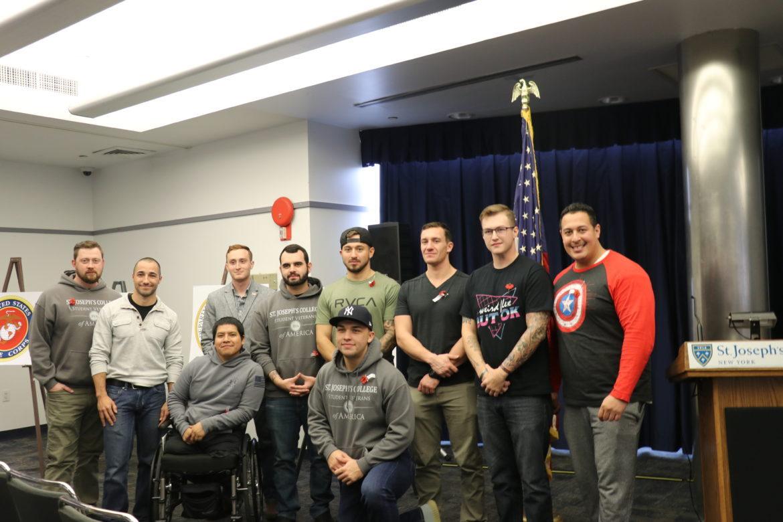 Student veterans.
