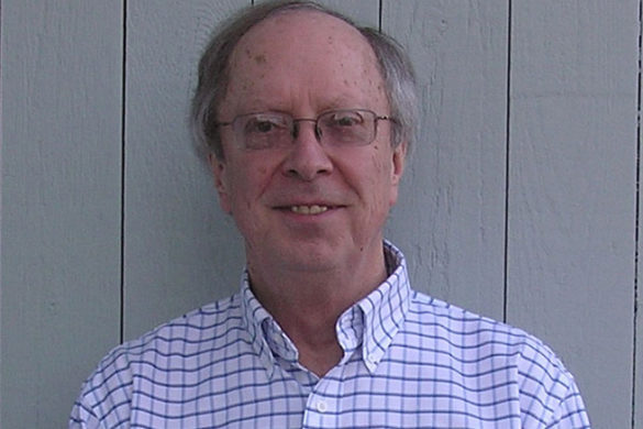 William Bengston, Ph.D., professor of sociology at St. Joseph's College.