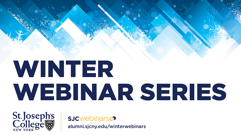Winter Webinar Series.