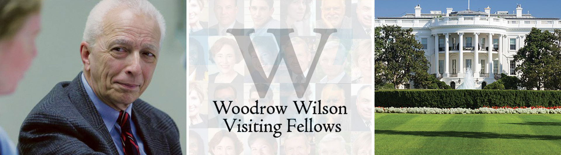 Woodrow Wilson Visiting Fellow Richard Benedetto.