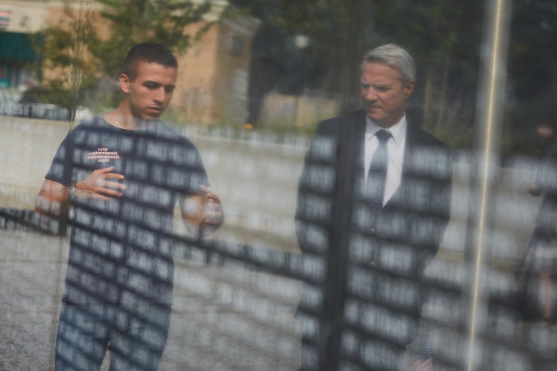 9/11 Responders Remembered Park, Nesconset, NY.