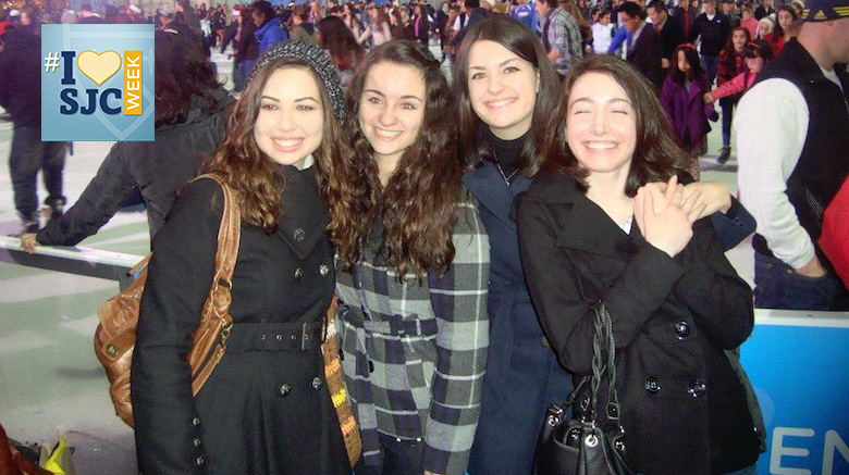 SJC Long Island students met their best friends while studying at the College.