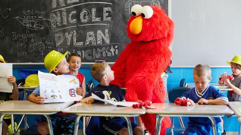 SJC Long Island partners with Public Service Enterprise Group (PSEG) Foundation and Sesame Workshop through a new program for aspiring educators.