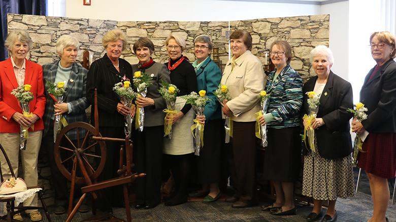 St. Joseph's College celebrates National Catholic Sisters Week.