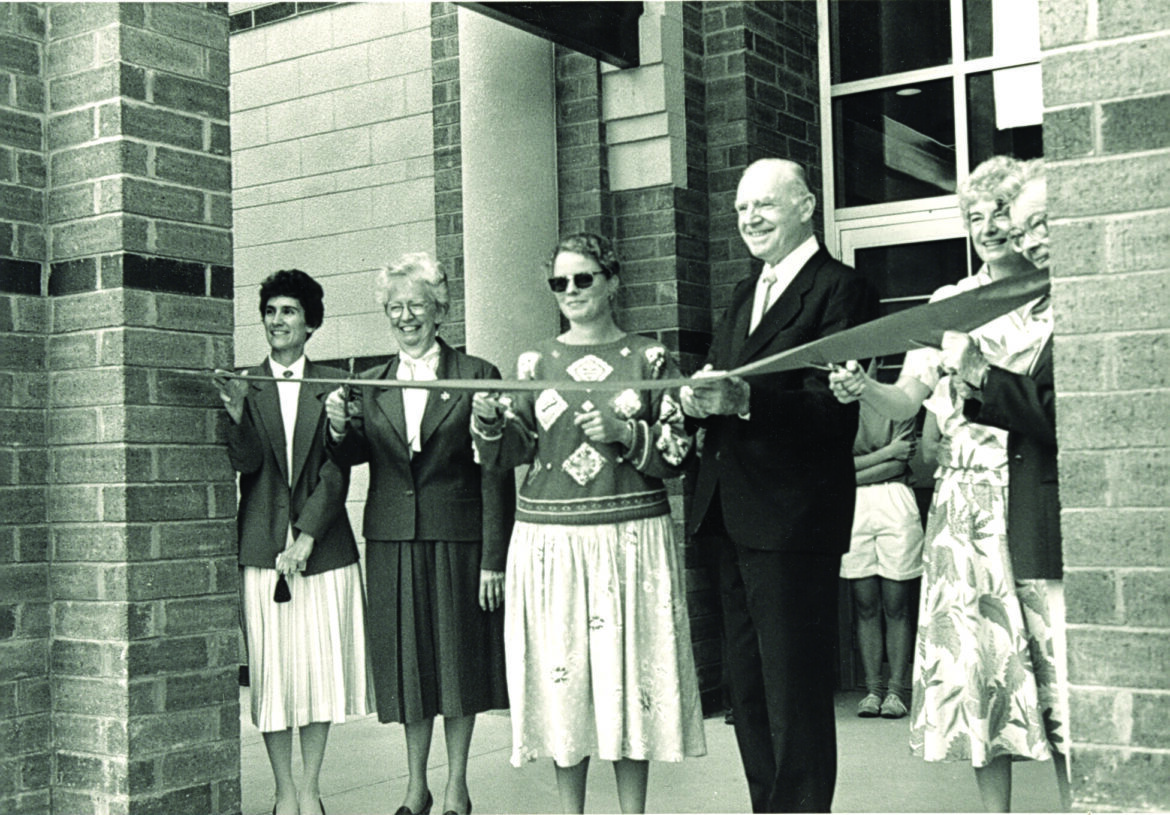 St. Joseph's College celebrates the 40th anniversary of its Patchogue campus.
