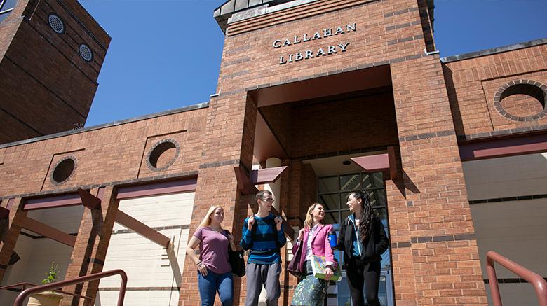 SJC Long Island's Callahan Library turns 30.
