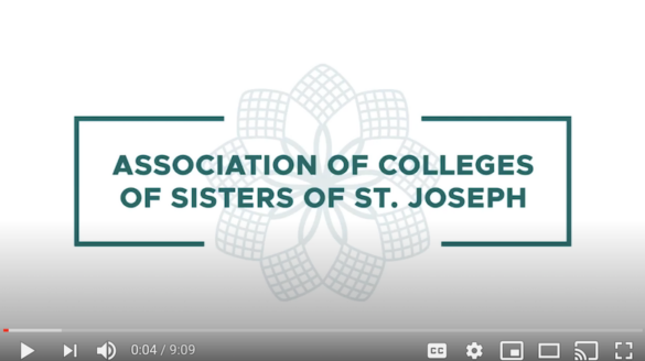Screengrab from Sisters of St. Joseph's video.