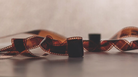 """Generic stock photo of a roll of film, to depict the changes made to """"The Godfather."""""""