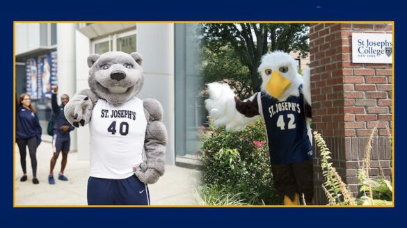 giving day mascots