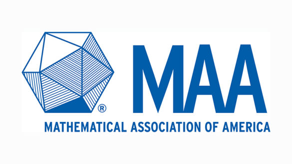 PIC Math program, logo from MAA.
