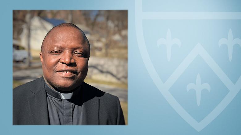 Rev. Fr. Daniel Neyoh '21.